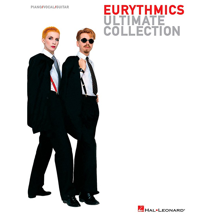 Hal LeonardEurythmics - Ultimate Collection Songbook for Piano/Vocal/Guitar