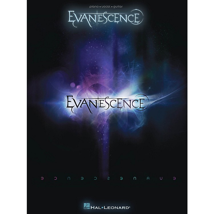 Hal LeonardEvanescence - Evanescence Songbook for Piano/Vocal/Guitar