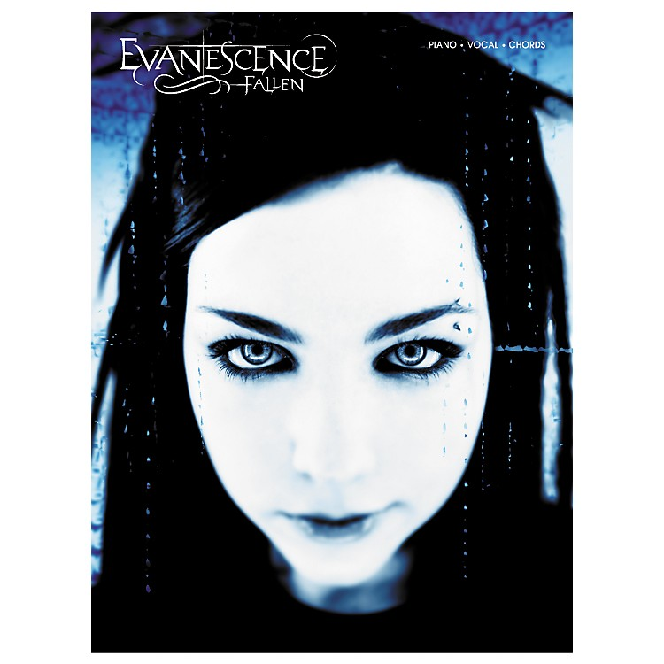 AlfredEvanescence - Fallen Piano, Vocal, Guitar Songbook