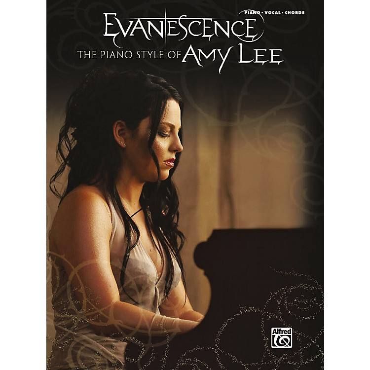 AlfredEvanescence: The Piano Style of Amy Lee (Piano, Vocal, and Chords Book)
