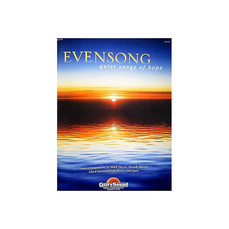 Shawnee PressEvensong (Quiet Songs of Hope for the Church Pianist)