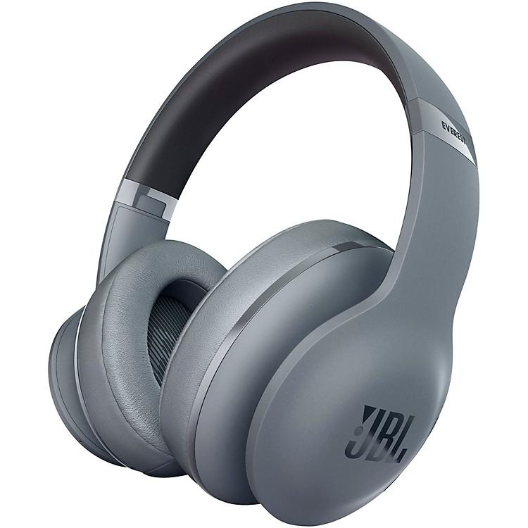 JBLEverest 700 Wireless Bluetooth Around-Ear Headphones Gray Refurbished