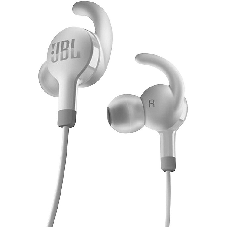 JBL Everest Elite 100 NXTGen Noise-Cancelling Bluetooth In-Ear Headphones White