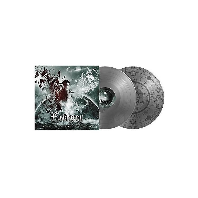 AllianceEvergrey - Storm Within: Silver Vinyl