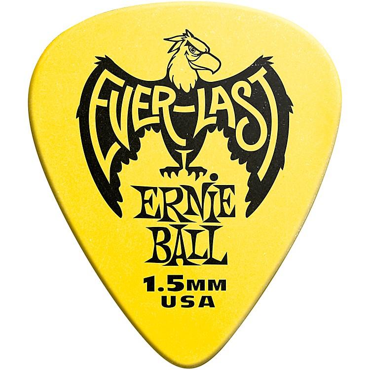 Ernie BallEverlast Delrin Picks 12 Pack1.5 mm12 Pack