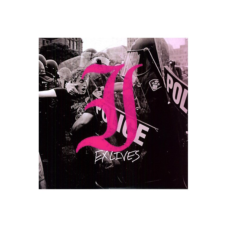 AllianceEvery Time I Die - Ex Lives