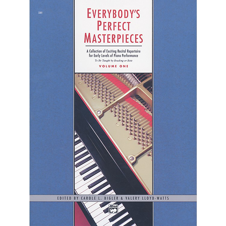 AlfredEverybody's Perfect Masterpieces Volume 1