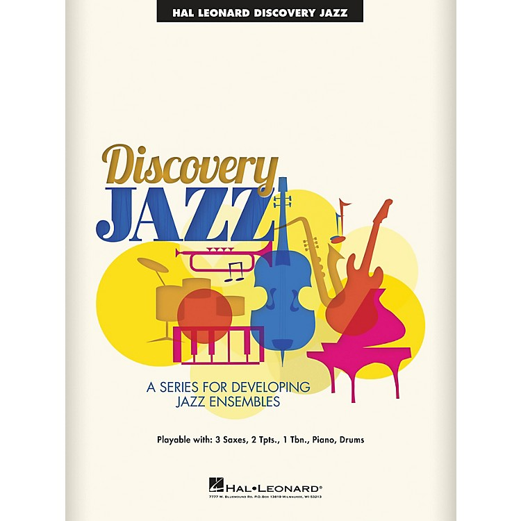 Hal Leonard Evil Ways Jazz Band Level 1-2 Arranged by John Berry