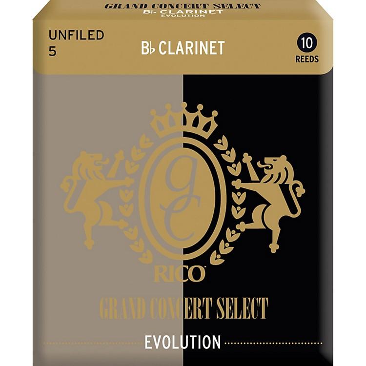 Grand Concert SelectEvolution Clarinet ReedsStrength 5