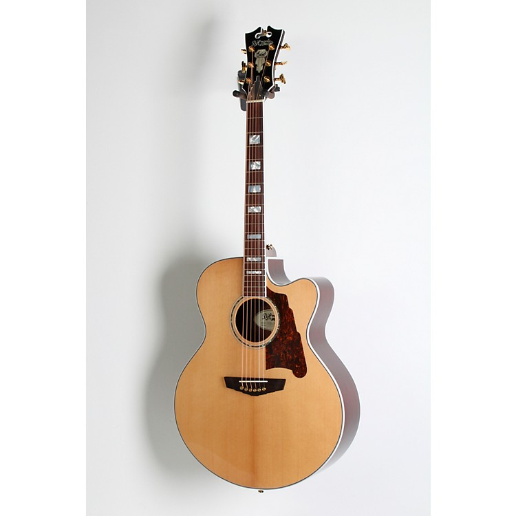 D'AngelicoExcel Madison Acoustic-Electric GuitarNatural190839541499