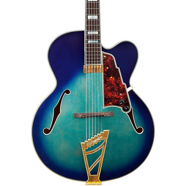 D'AngelicoExcel Series EXL-1 Hollowbody Electric Guitar with Stairstep Tailpiece