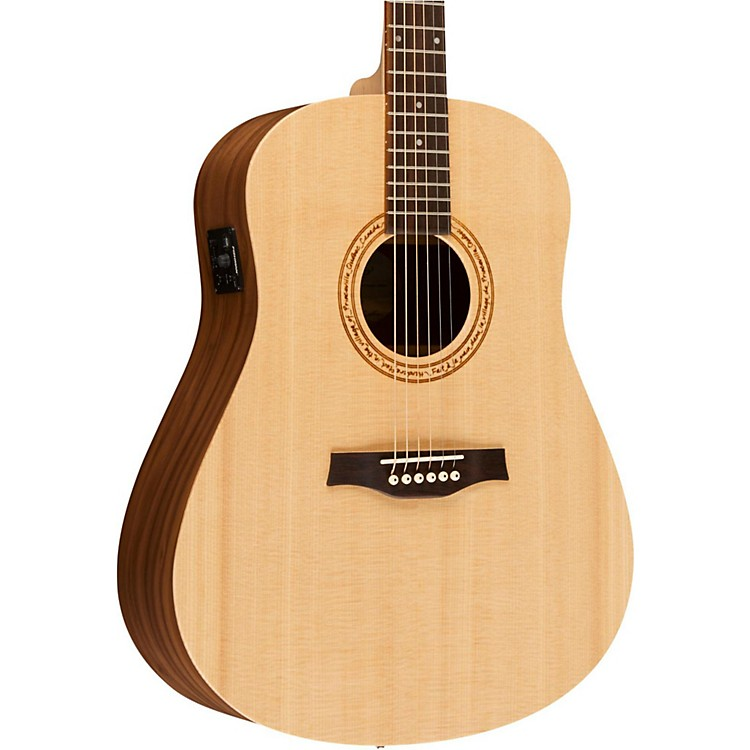 SeagullExcursion Walnut SG Isys T Acoustic-Electric Guitar