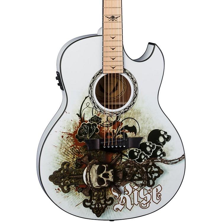 DeanExhibition Acoustic-Electric GuitarResurrection Graphic