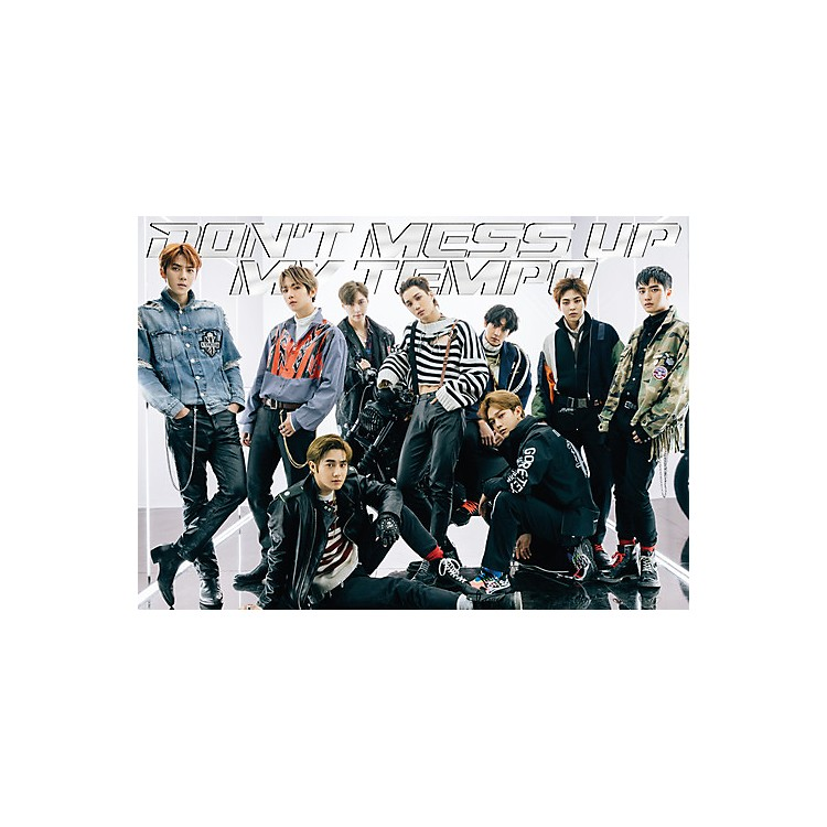 AllianceExo - Exo The 5th Album 'Don't Mess Up My Tempo' (Vivace Ver.) (CD)