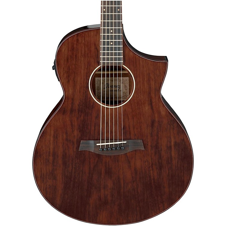 IbanezExotic Wood AEW40CD-NT Acoustic-Electric GuitarNatural