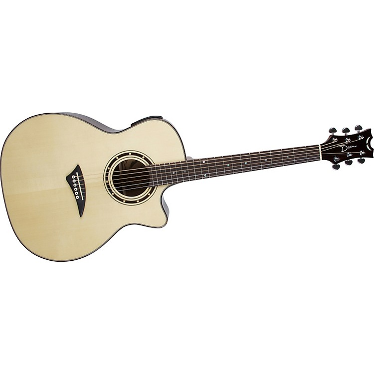 Dean Exotica Grand Auditorium Acoustic-Electric Guitar