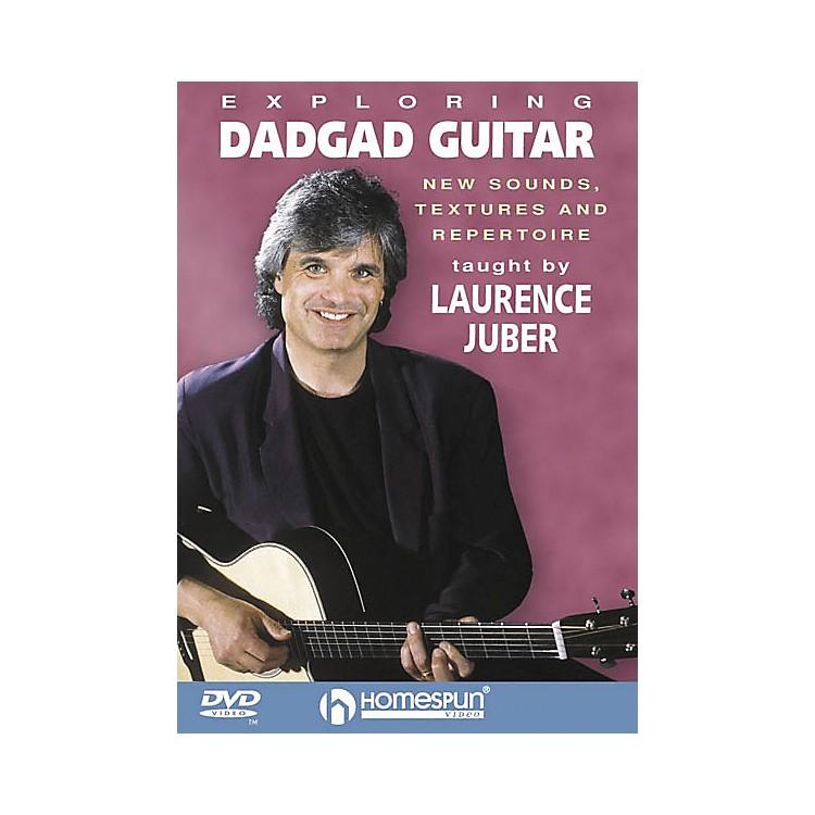 HomespunExploring DADGAD Guitar (DVD)