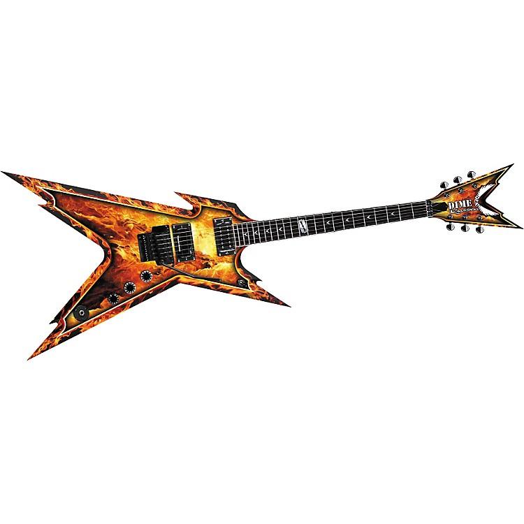 DeanExplosion Razorback Electric Guitar