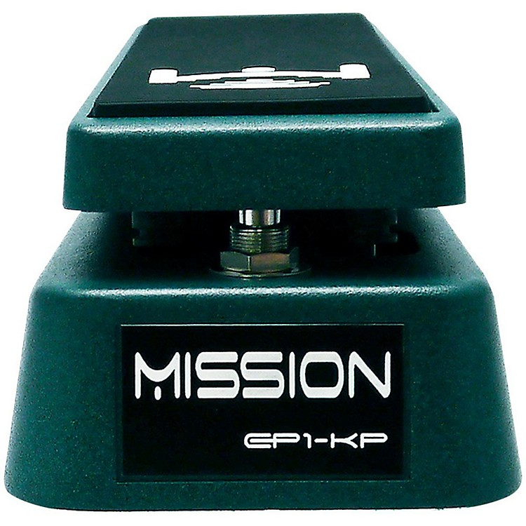 mission engineering expression guitar pedal for kemper green music123. Black Bedroom Furniture Sets. Home Design Ideas