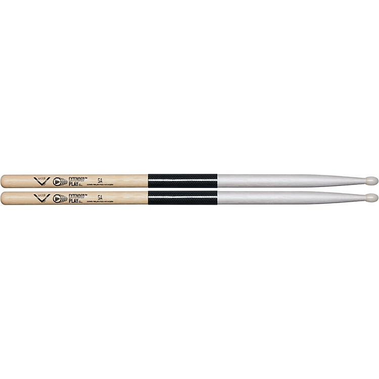 Vater Extended Play Drum Sticks 5A Nylon