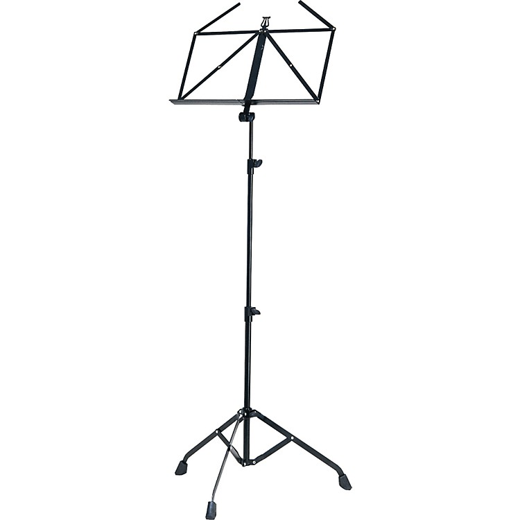 K&M Extra Heavy Duty Music Stand Black