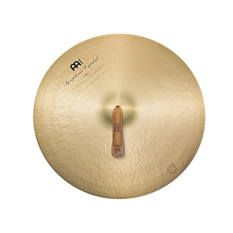 Meinl Extra Heavy Symphonic Cymbal 22 in.