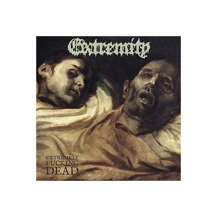 Alliance Extremity - Extremely Fucking Dead (colored)