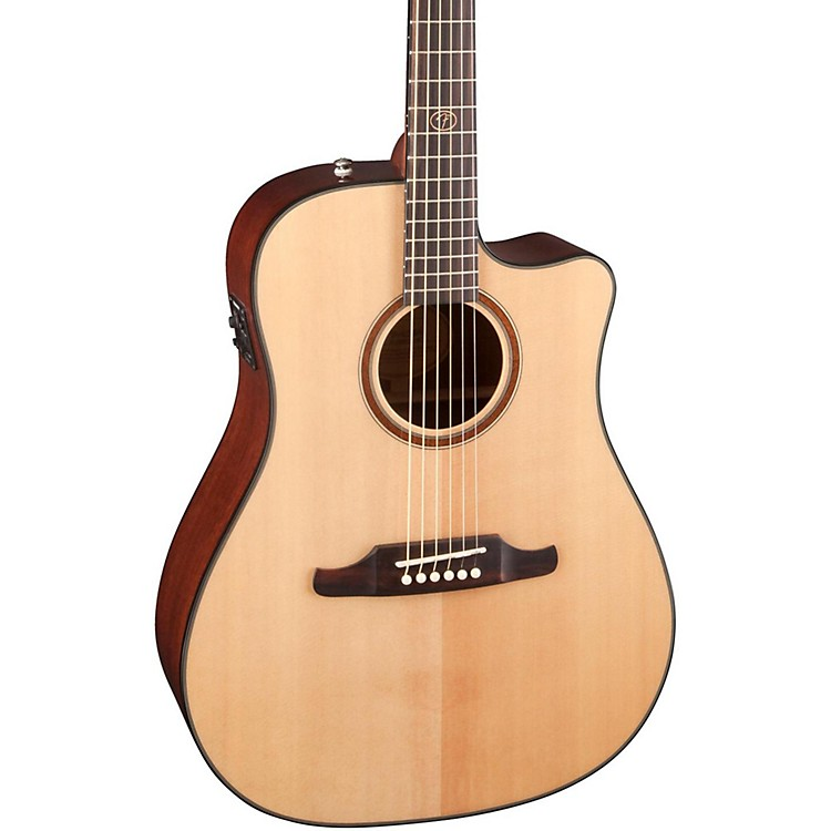 fender f 1000ce cutaway dreadnought acoustic electric guitar music123. Black Bedroom Furniture Sets. Home Design Ideas