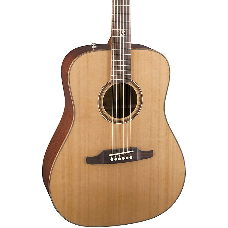 Fender F-1020S Dreadnought Acoustic Guitar Natural 190839273505