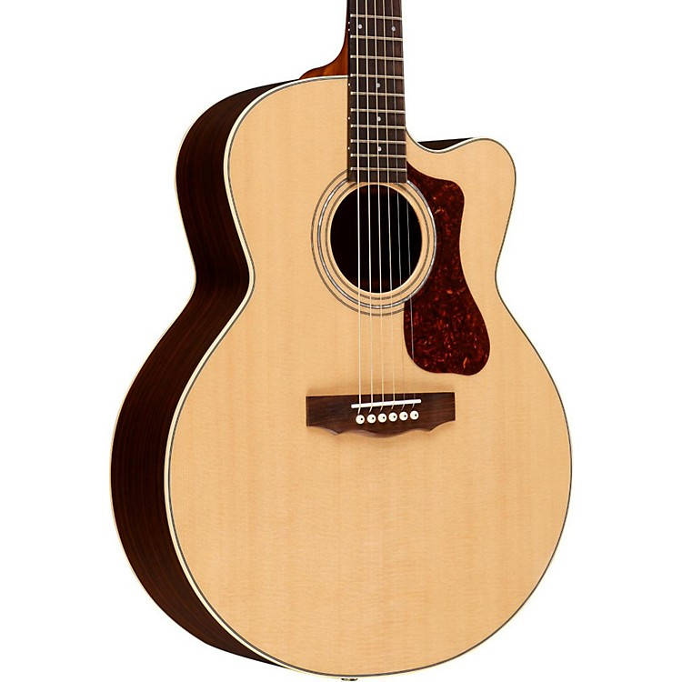 Guild F-150CE Acoustic-Electric Guitar Natural