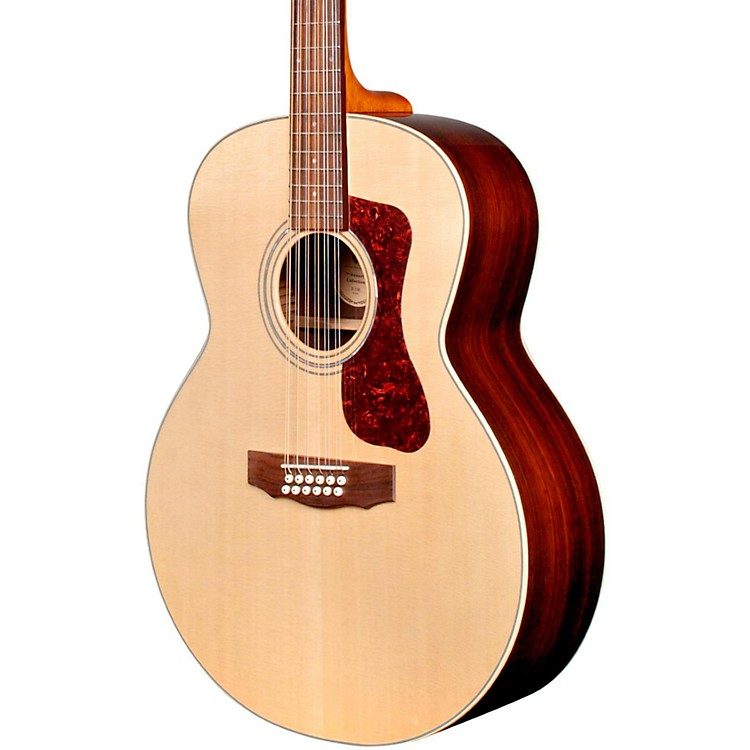 Guild F-1512 12-String Acoustic Guitar Natural