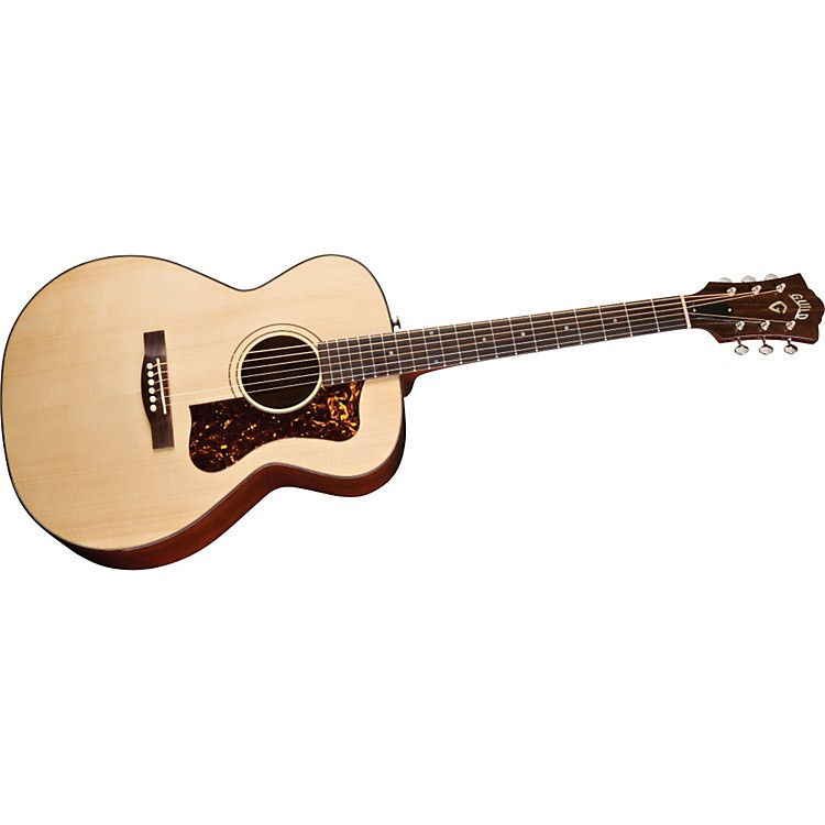 GuildF-30 Acoustic-Electric Guitar with DTAR Multi-Source Pickup System