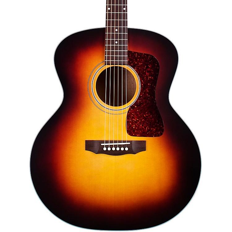 GuildF-40E Jumbo Acoustic-Electric GuitarAntique Sunburst