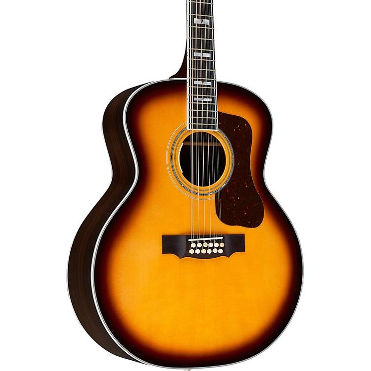 guild f 512e jumbo acoustic electric guitar music123. Black Bedroom Furniture Sets. Home Design Ideas