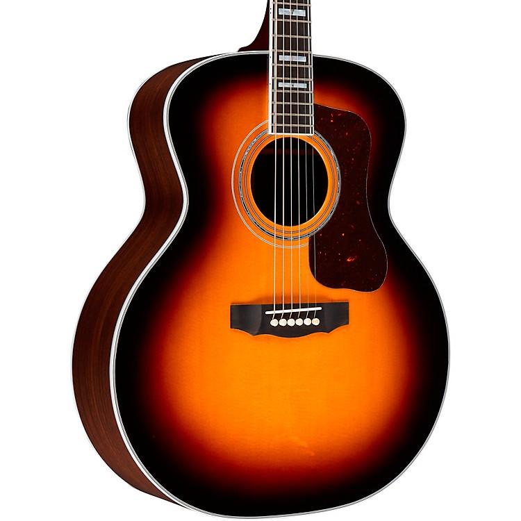 GuildF-55 ATB Jumbo Acoustic GuitarAntique Burst