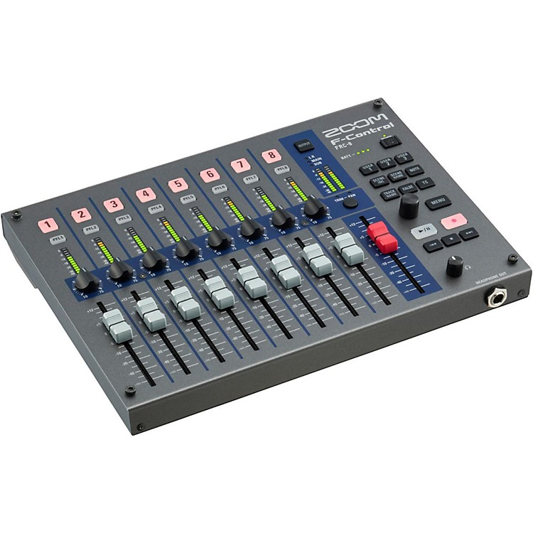 ZoomF-Control Mixing Control Surface