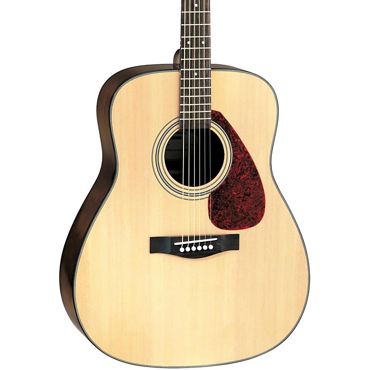 Yamaha F Series FX325 Dreadnought Acoustic Electric Guitar Natural