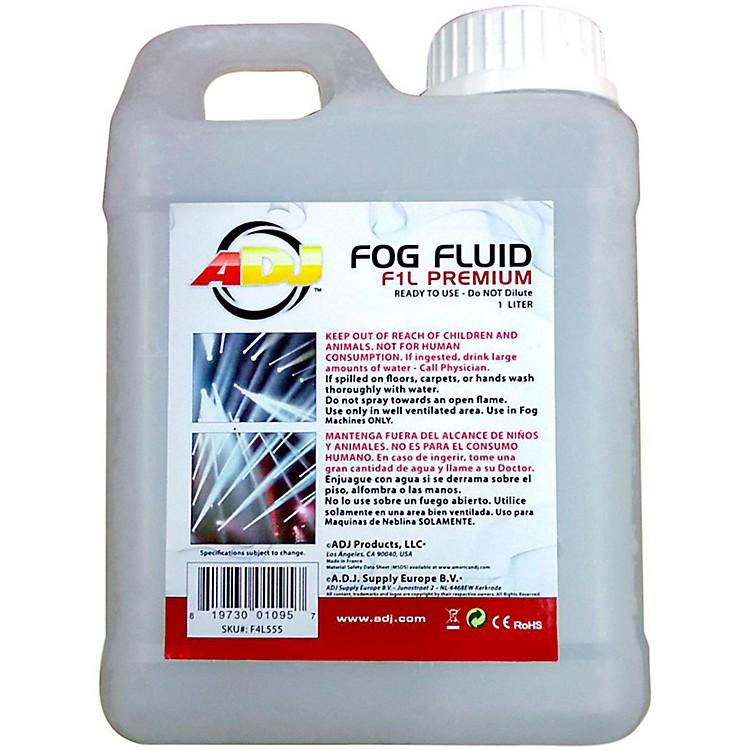 American DJF1L Premium I Liter Premium Grade Water Based Fog Juice