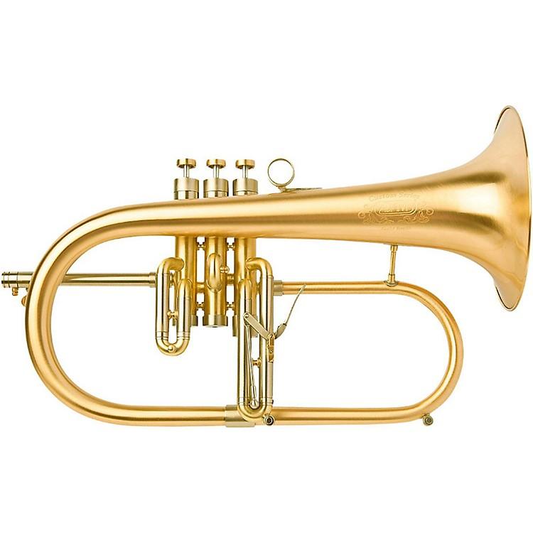 AdamsF2 Selected Series Professional Bb FlugelhornGold Brass
