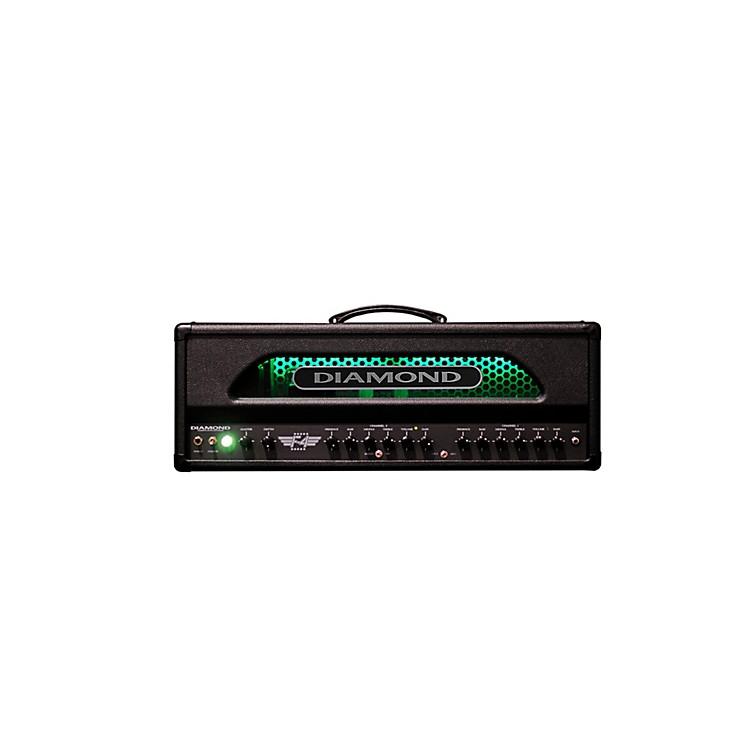 Diamond AmplificationF4 Vanguard Series 100W Tube Guitar Amp Head