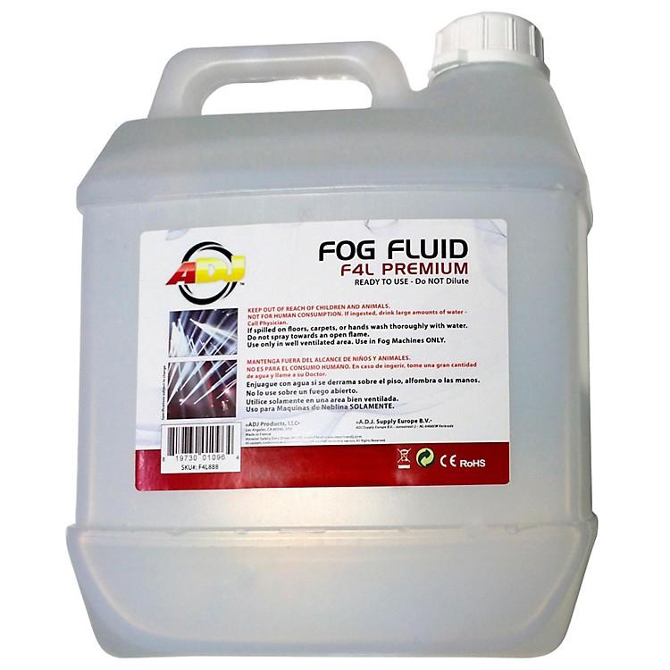American DJF4L Premium High Performance Fog Juice 4 Liter Size