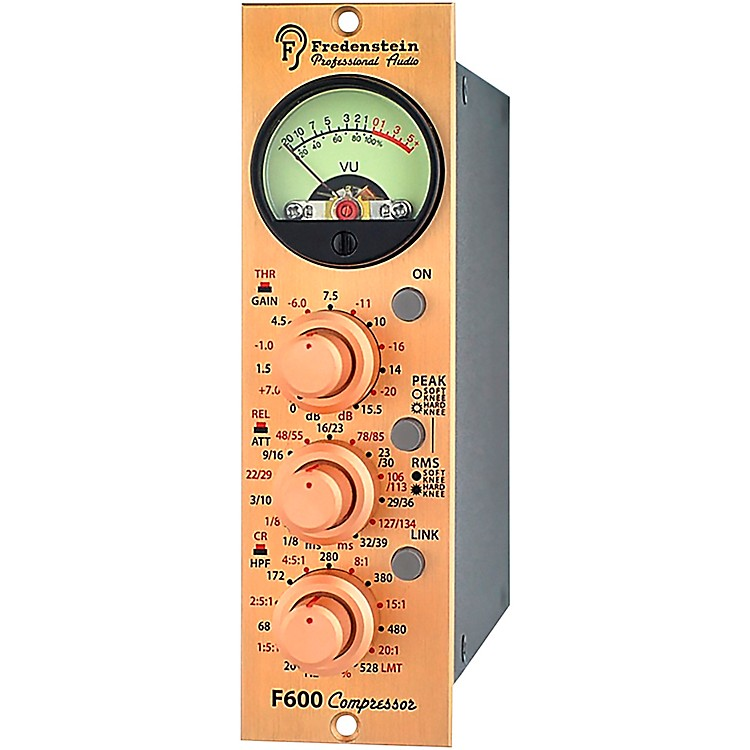 Fredenstein Professional Audio F600A Compressor