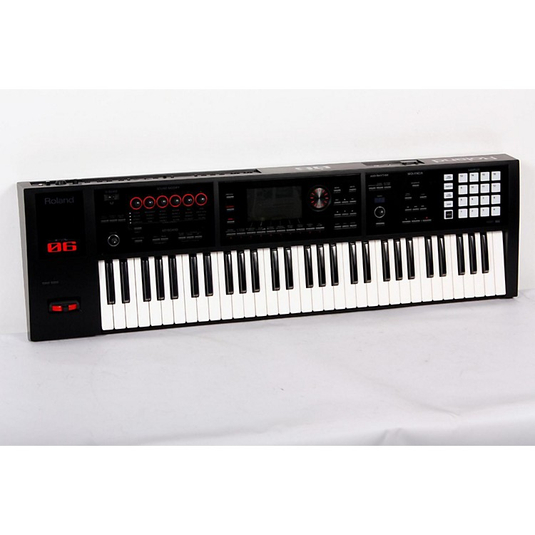 Roland FA-06 61-Key Workstation  888365825380