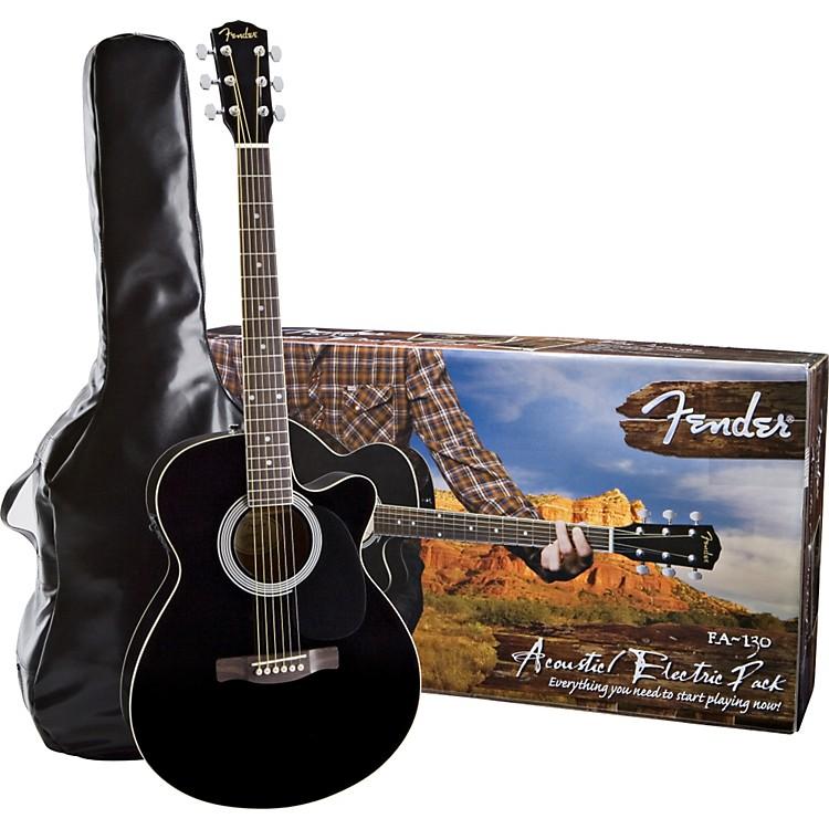 FenderFA-130 Acoustic-Electric Guitar Pack