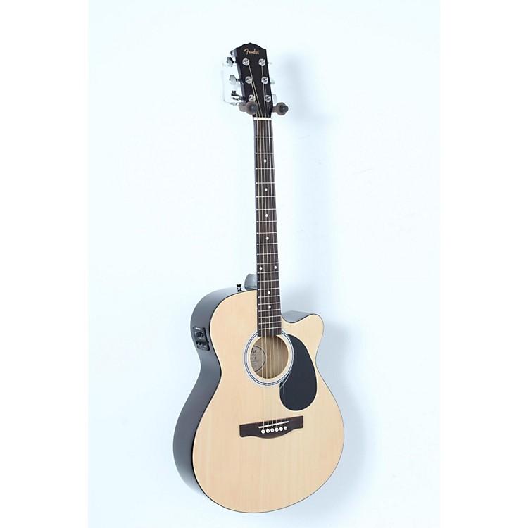 FenderFA-135CE Cutaway Concert Acoustic-Electric GuitarNatural888365907239