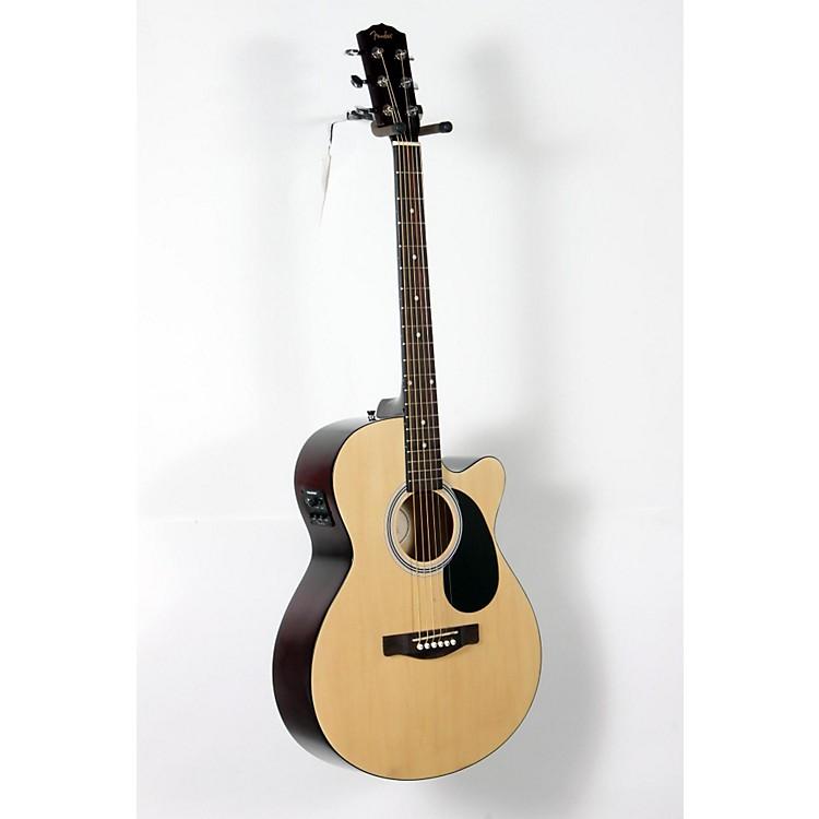 FenderFA-135CE Cutaway Concert Acoustic-Electric GuitarNatural888365917313