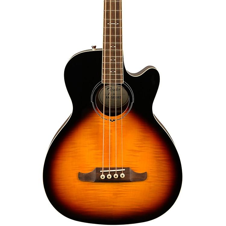 FenderFA-450CE Acoustic-Electric Bass3-Color Sunburst