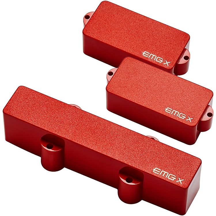 EMGFB Set Frank Bello Signature Pickup Set for Electric Bass