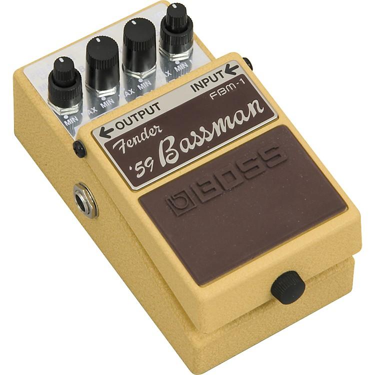 BossFBM-1 Fender Bassman Pedal