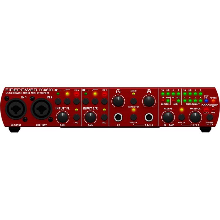 BehringerFCA610 Firepower/USB Audio Interface888365827223